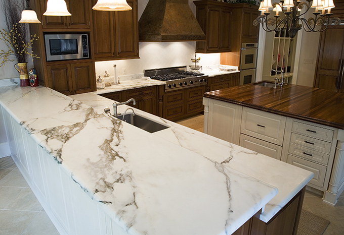 Top Reasons To Option For Granite Countertop Overlays And Not Solid